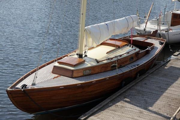 Nordic Folkboat - (Fully Restored)