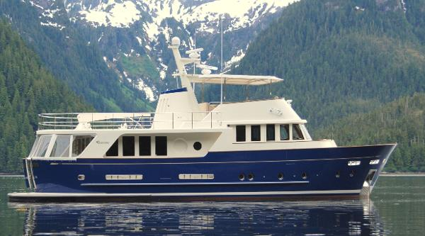 Queenship Sea Spirit 60 Passagemaker Profile