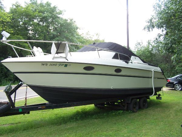 1989 slickcraft 279 sc twin cities minnesota for Used boat motors mn