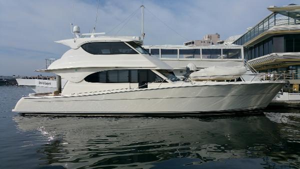 Maritimo 60 Cruising Motoryacht 60' Maritimo