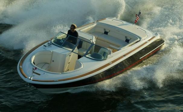 Chris-Craft Launch 28 Manufacturer Provided Image