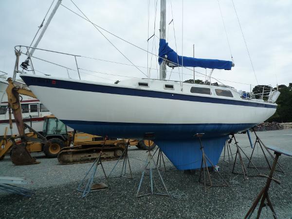 CAL MK II Port Bow