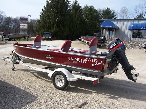 Lund SSV-16 Alaskan