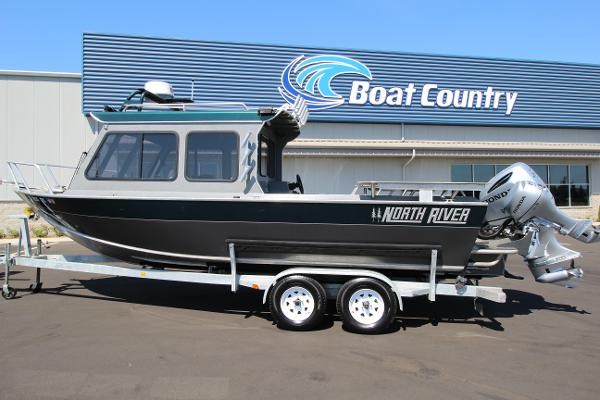 North River Seahawk 24' Hardtop