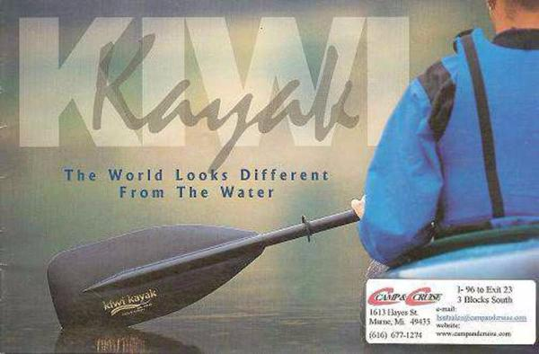 Closeout Kiwi kayaks & Radisson canoes