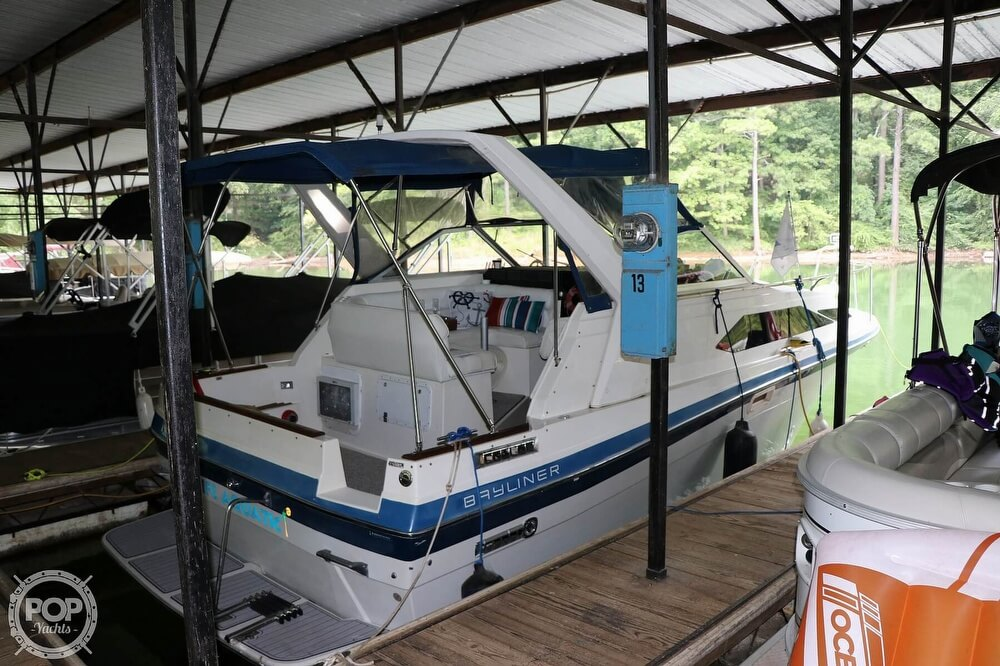 Bayliner 2850 Ciera Contessa 1988 Bayliner 2850 Ciera Contessa for sale in Acworth, GA