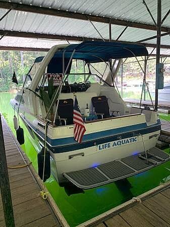 Bayliner 280 Ec 1988 Bayliner 28 for sale in Acworth, GA