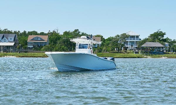Yellowfin 34 NEW POWER