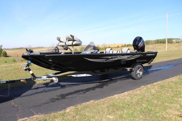 Lowe Stinger 175 - 60hp