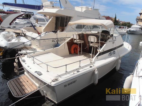 Bertram Yacht 25'Bahia Mar LT41427b