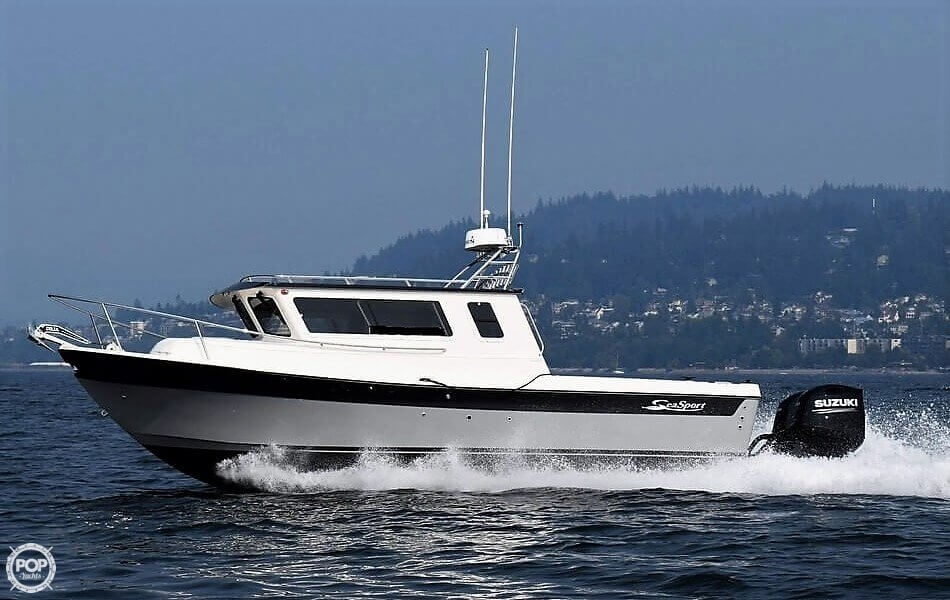 Sea Sport Kodiak 2600 2018 Sea Sport Kodiak 2600 for sale in Bellingham, WA