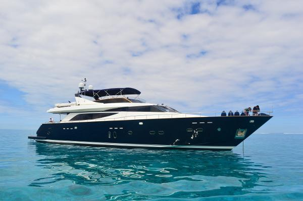 Guy Couach 96 Long Range Motor Yacht