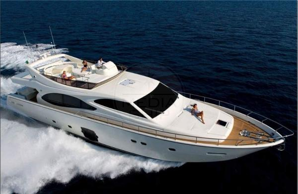 Ferretti Yachts 780 FERRETTI - FERRETTI 780 - exteriors
