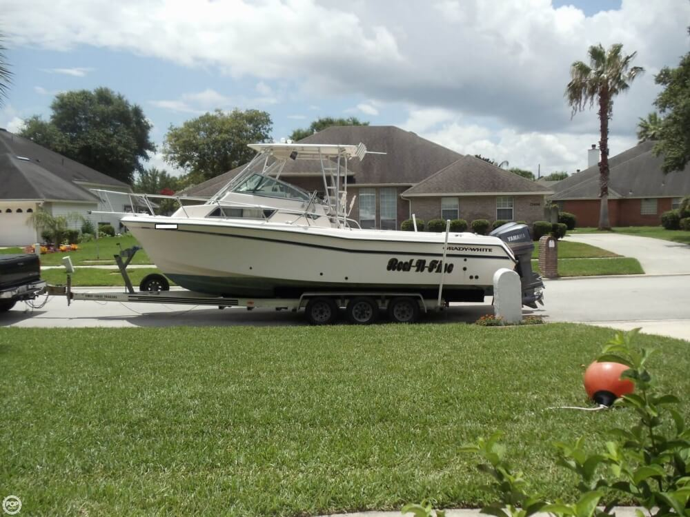 Grady-White 272 Sailfish 1998 Grady-White 272 Sailfish WA for sale in Jacksonville, FL