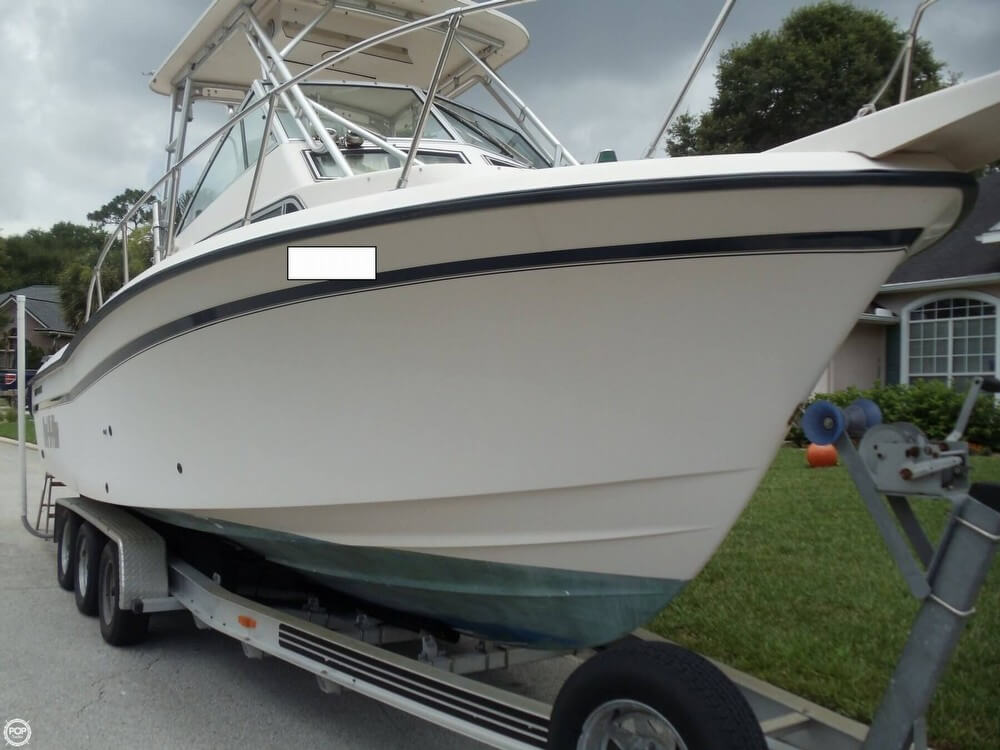 Grady-White 272 Sailfish 1998 Grady-White 272 Sailfish WA for sale in Jacksonville, FL