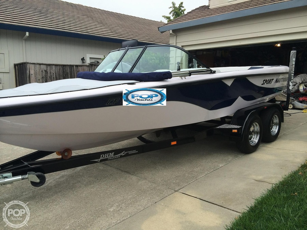 Correct Craft Sport Nautique 2001 Correct Craft 21 for sale in Bethel Island, CA