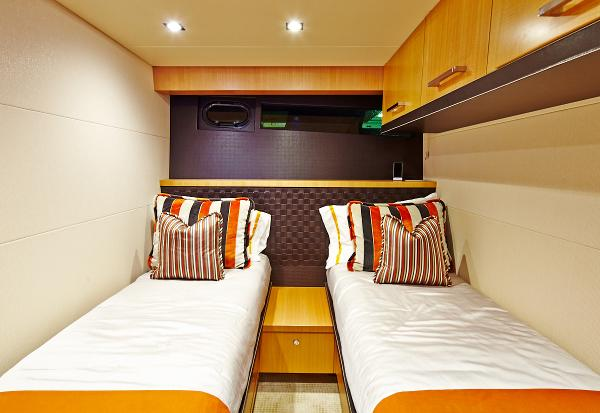 Fwd Portside Stateroom