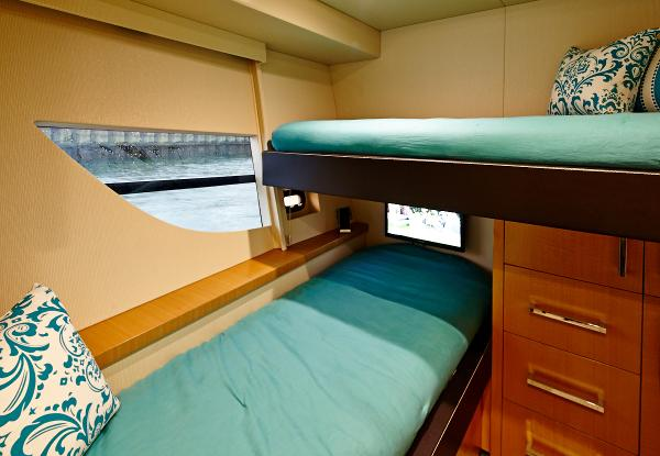Fwd Starboard Stateroom