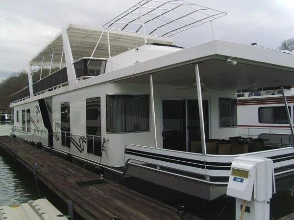 Sunstar 18 x 85 Houseboat