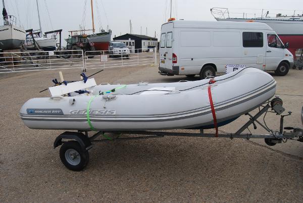 Walker Bay Genesis 310 RIB Walker Bay Genesis 310