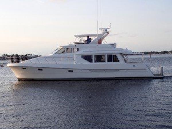 Mckinna 57 Pilothouse Hidden Treasure