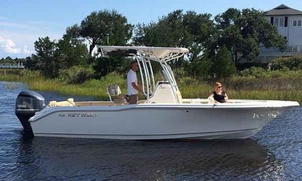Key West Boats 239FS