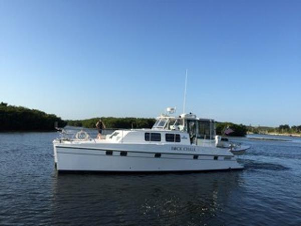 Endeavour Catamaran TrawlerCat 44 Exterior