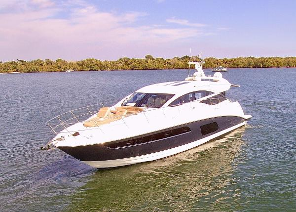 Sea Ray 59 SUNDANCER Profile