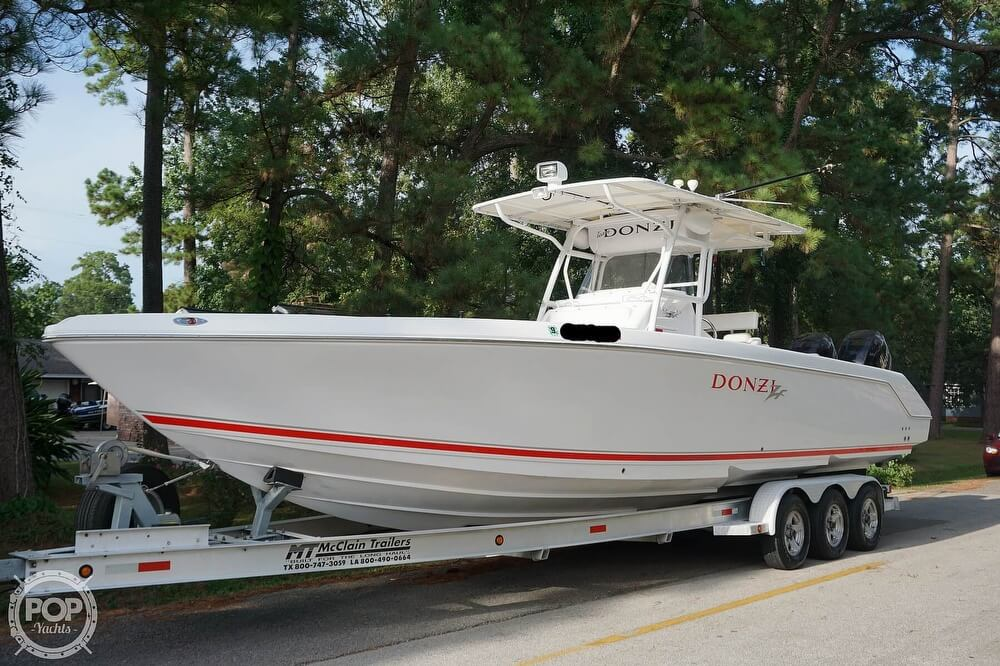 Donzi 35 Zf 2007 Donzi 35 ZF for sale in Crosby, TX