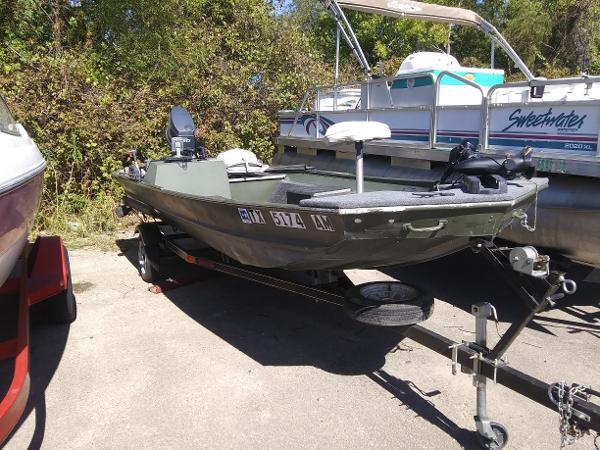 Alumacraft MV Tex Special