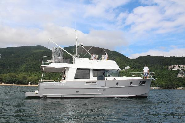 Beneteau Swift Trawler 44 Swift Trawler 44 Profile