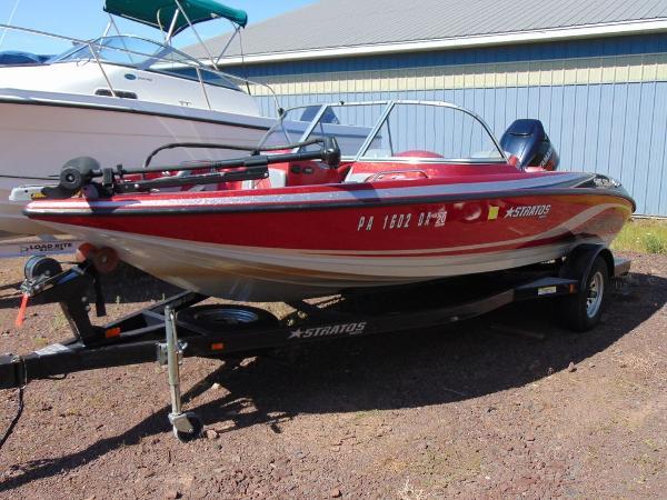 Stratos 486 Ski-N-Fish