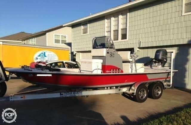 Shoalwater 21 CAT S 2015 Shoalwater 21 CAT S for sale in La Marque, TX