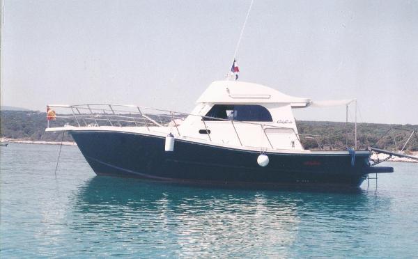 Custom Nautica Po Calafuria 30 akbar II