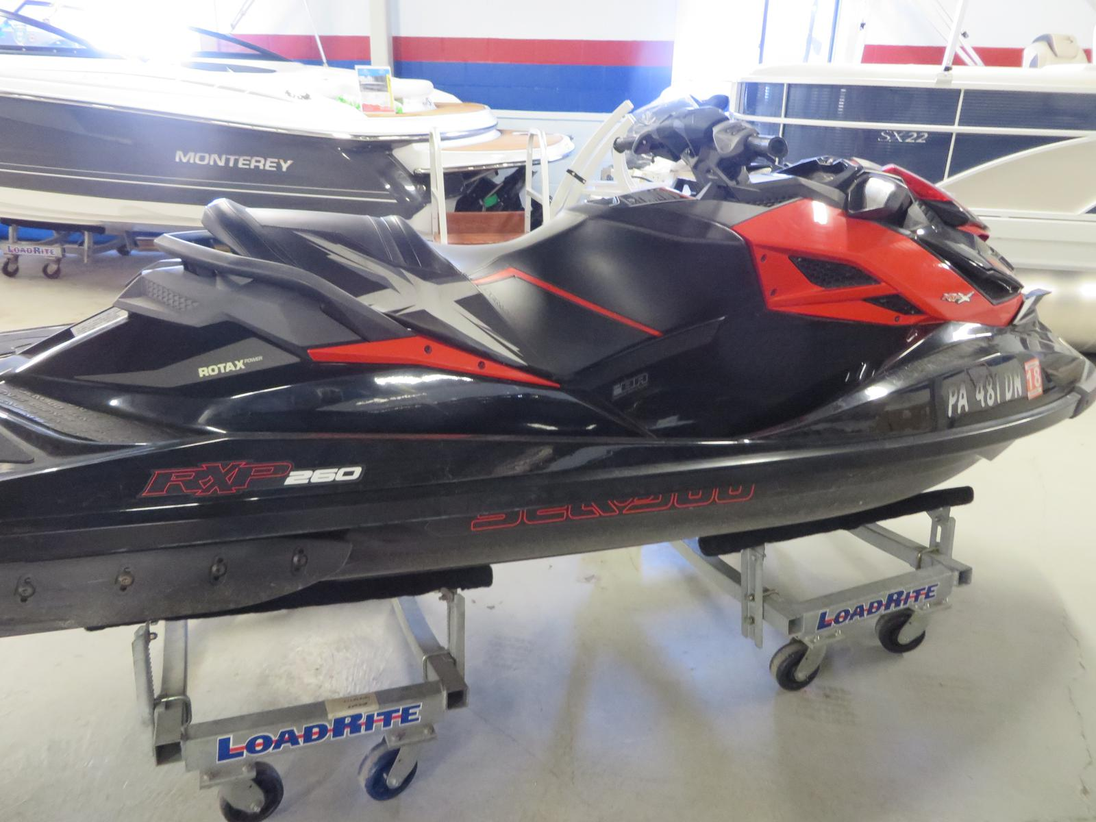 Sea-Doo Sport Boats RXP 260