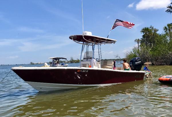 Sea Chaser 26 LX Profile