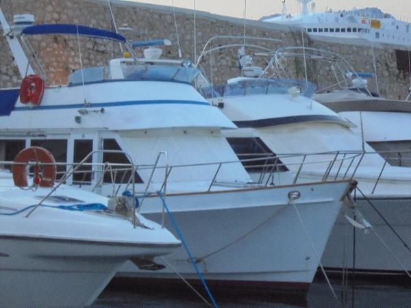 Ocean Alexander Trawler 38