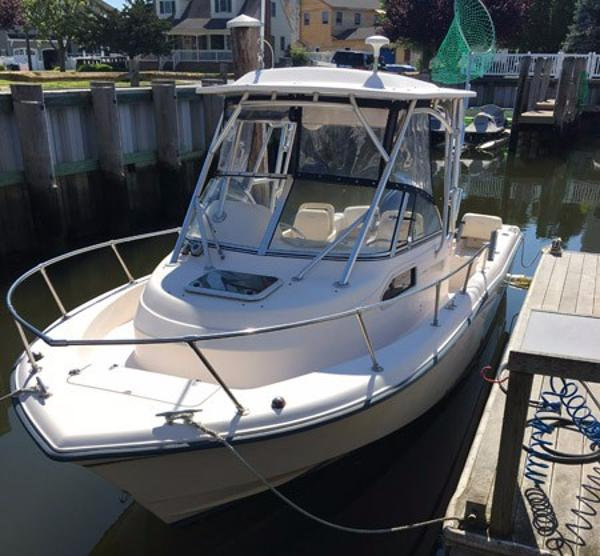 Grady-White Seafarer Profile