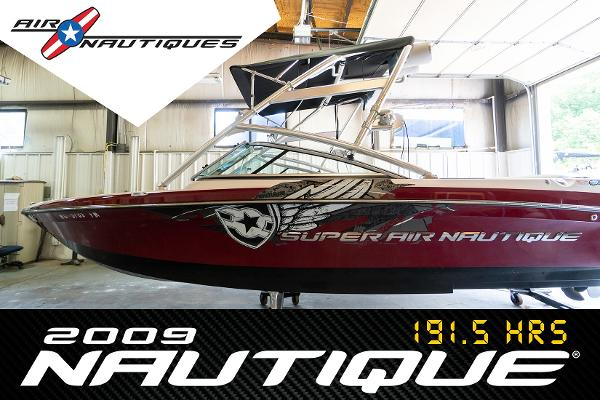 Nautique 230 Super Air Team Edition
