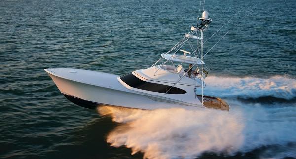 Hatteras GT 65 Carolina