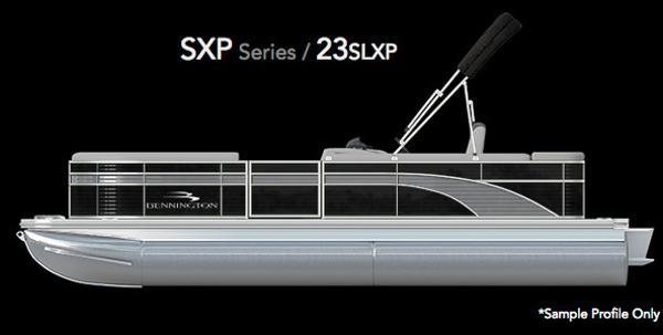 Bennington 23 SLXP