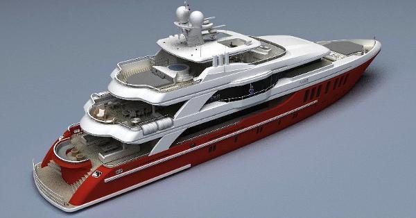 CMB Yachts Custom 46 meter