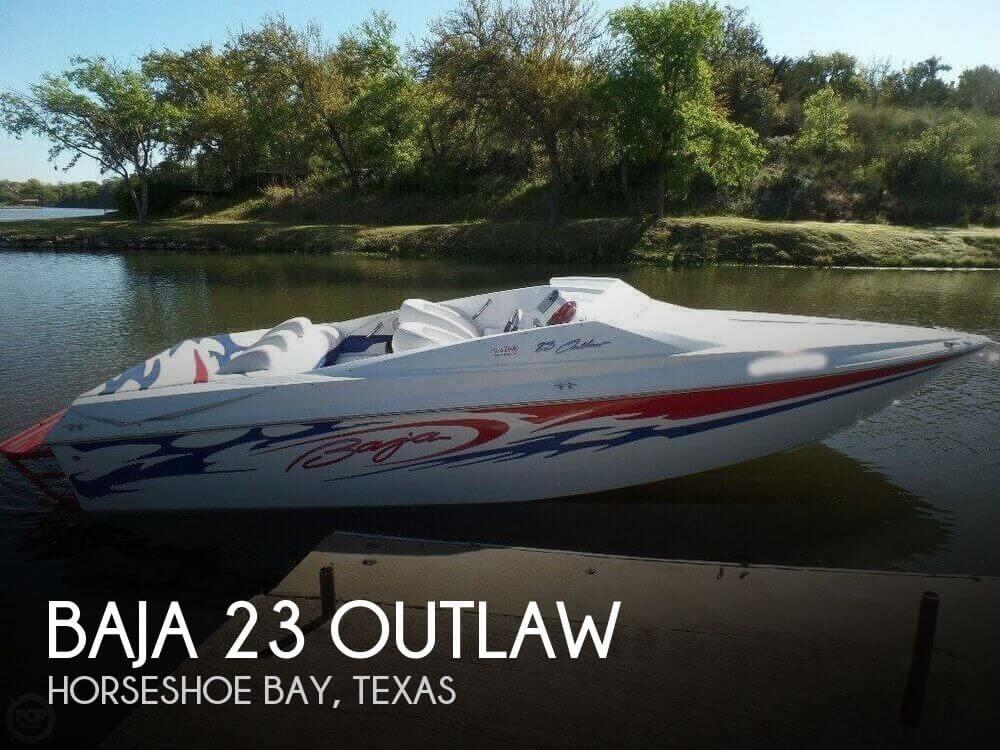 Baja 23 Outlaw 2005 Baja 23 Outlaw for sale in Horseshoe Bay, TX