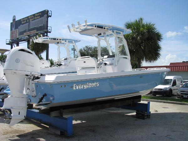 Everglades Boats 243 Cc 2017 Everglades 243 CC
