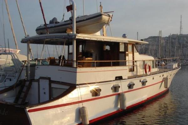 Wheeler 65 Trawler