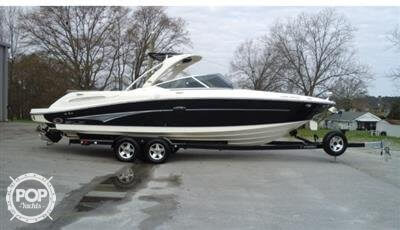 Sea Ray 270 SLX 2011 Sea Ray 270 SLX for sale in Southside, AL