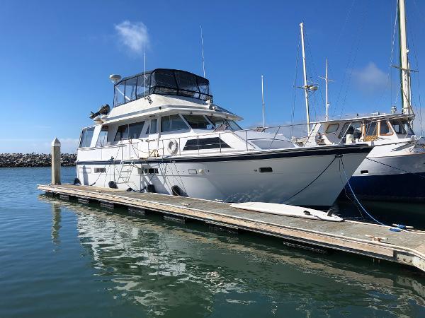 Trojan 54 Pilothouse Motor Yacht