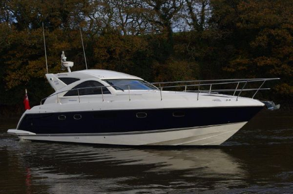 Fairline Targa 44 GT 2008 Fairline Targa 44