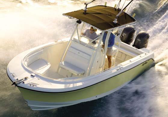 Edgewater 245CC Manufacturer Provided Image