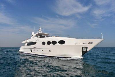 Majesty Yachts 105
